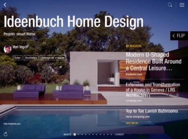 Ideenbuch Home Design